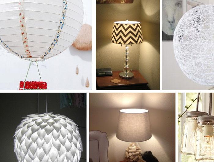 Wonderful 112 DIY Lamps