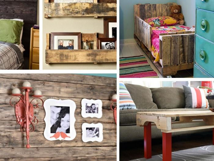 80 Wood Pallet DIY Projects