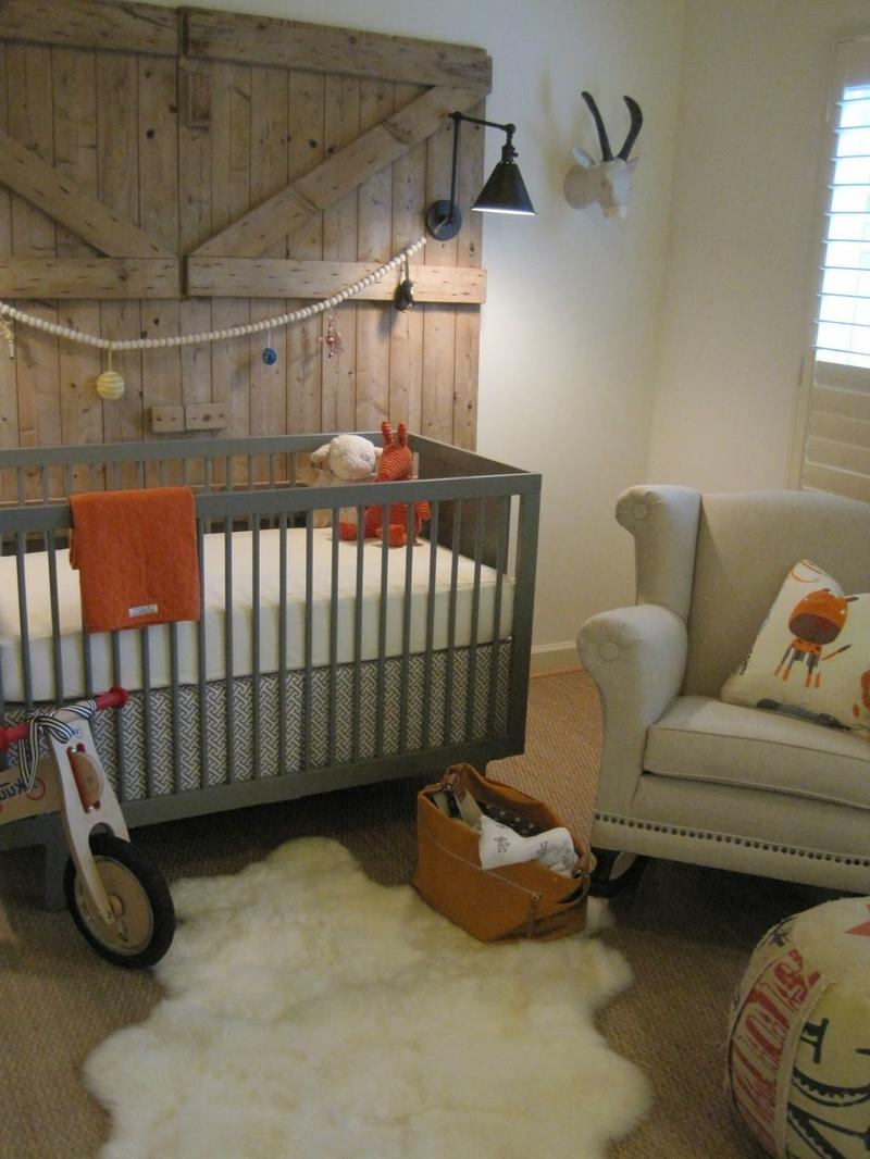 15 adorable baby boy nurseries ideas rilane for Baby boy picture ideas