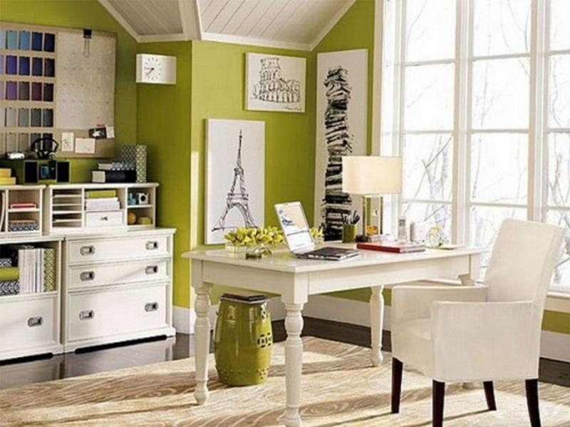 small home office desk great interior home office wall colors vibrant green home office bookshelves office great