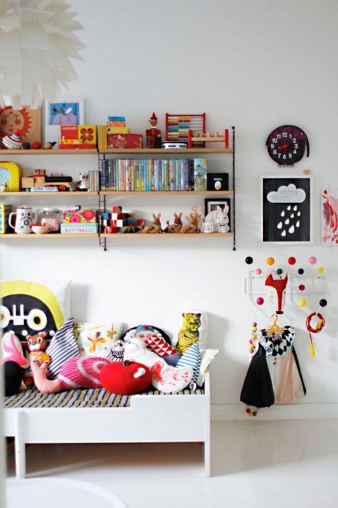 15 Captivating Scandinavian Kid S Bedroom Ideas Rilane