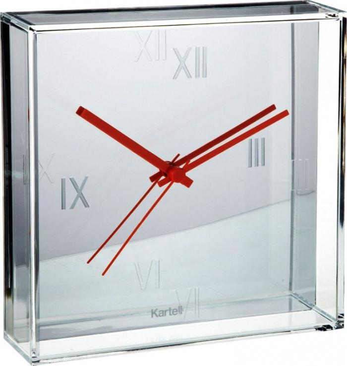 Alessi Cronotime Table Clock