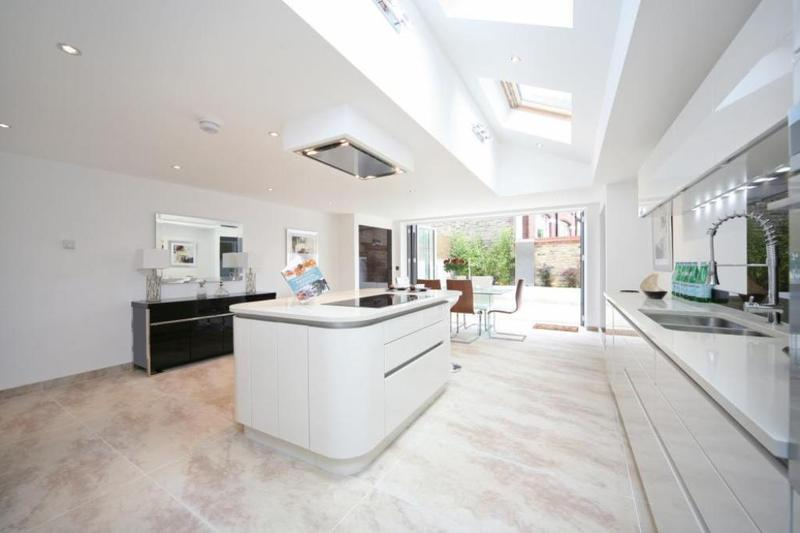 Amazing Kitchen with Skylight