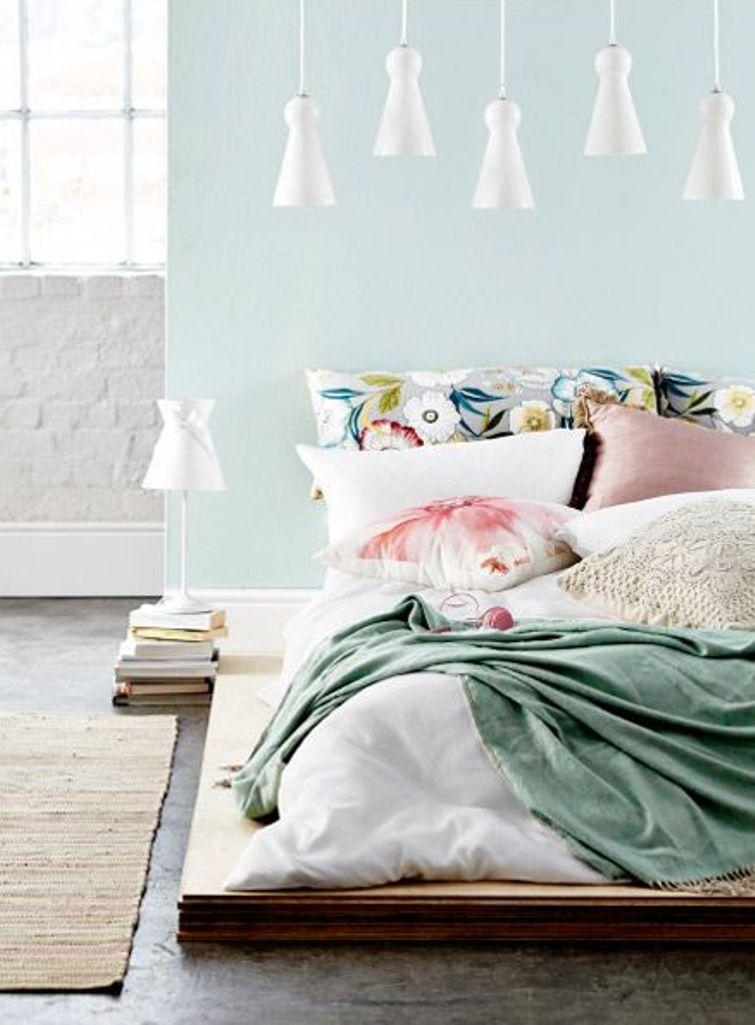 Pastel Colors Bedroom Ideas Part - 16: Amazing Pastel Bedroom