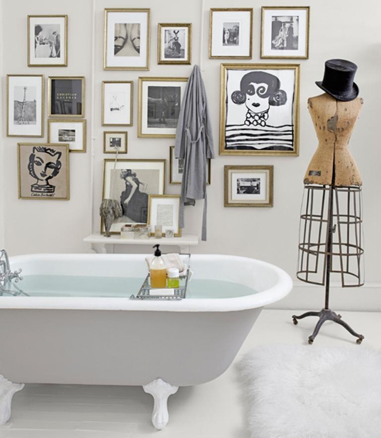 Chic Industrial Bathroom Part 97
