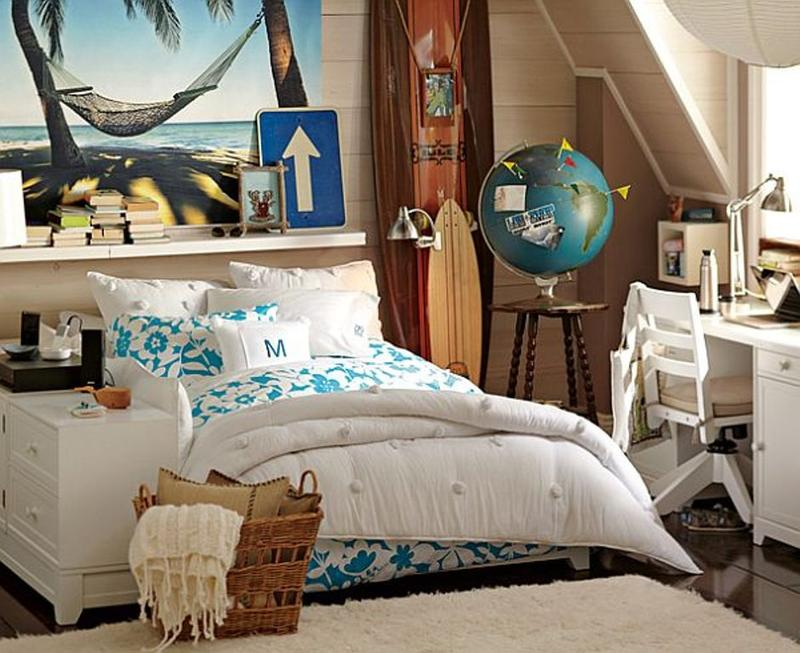 Cool Teenage Girl Bedrooms 15 teen girl's bedroom ideas to inspire - rilane