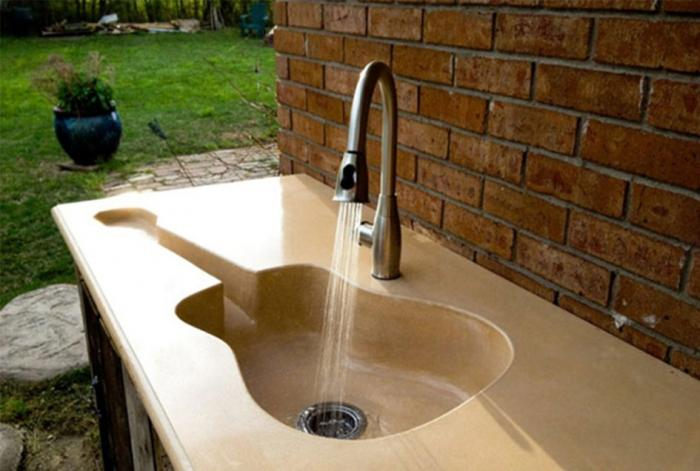 10 Modern And Functional Kitchen Sinks Rilane