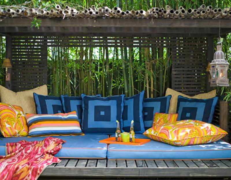 10 Whimsical Bohemian Patio Ideas