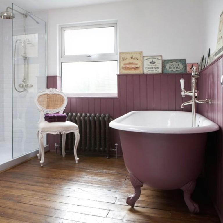 Modern Victorian Styled Bathroom