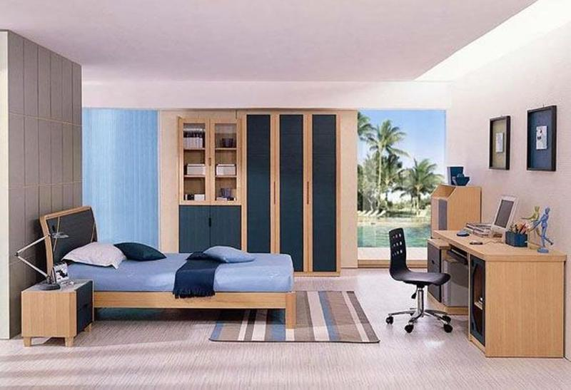 15 inspiring and fun teen boy bedroom design ideas - Interior Teen Bedroom Design
