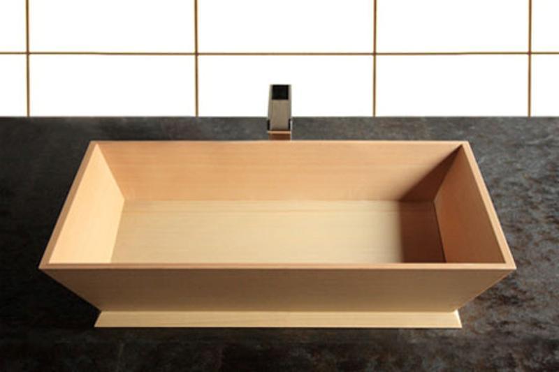 Oak Wood Bathroom Sink Part 28