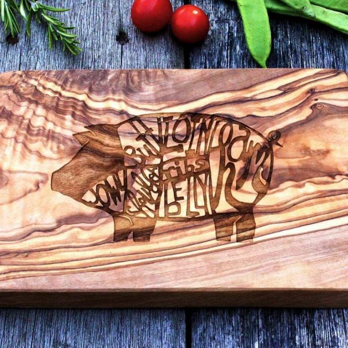 15 Cool Chopping Board Designs For The Kitchen Rilane