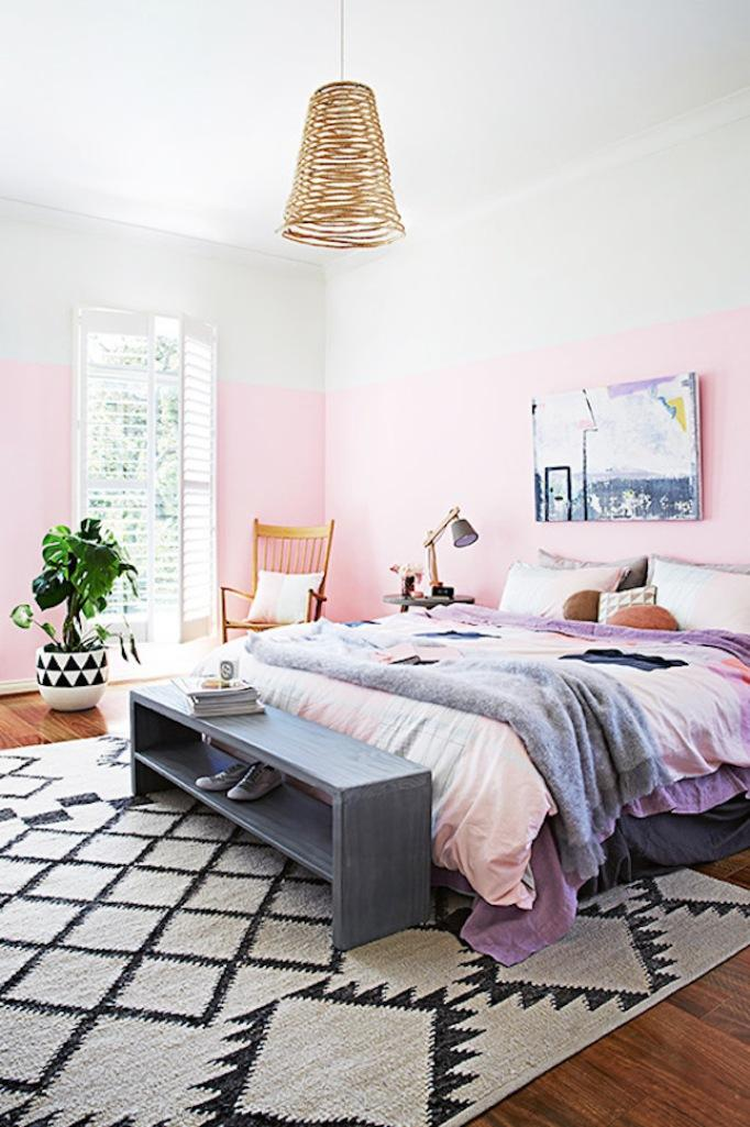 15 Soft Bedroom Designs with Pastel Color Scheme