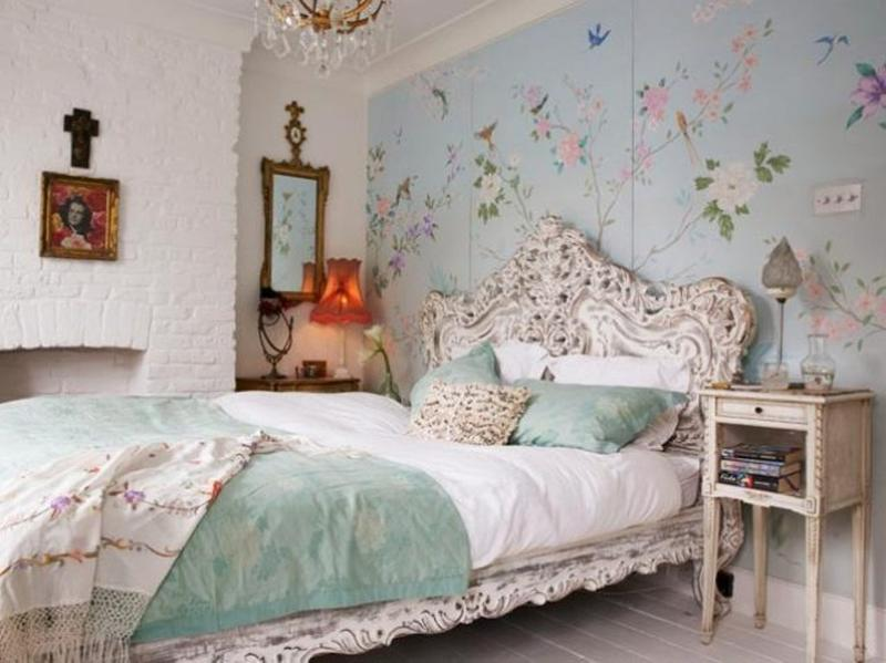 Quirky Pastel Bedroom