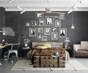 15 Bold Industrial Bedroom Design Ideas