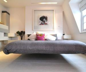 10 Amazing Floating Bed Design Ideas for the Bedroom
