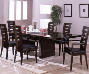 10 Modern Dining Room Sets with Awesome Upholstery