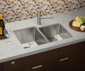10 Modern and Functional Kitchen Sinks