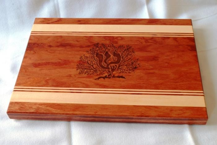 Traditional Cutting Board Design