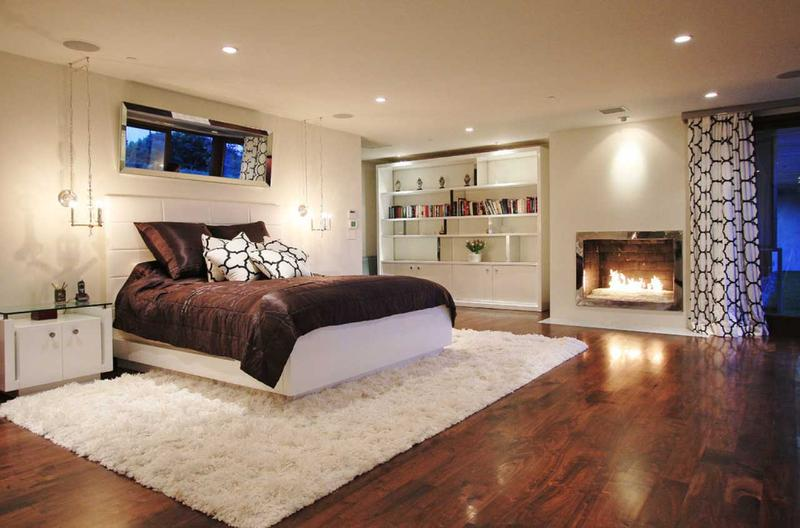 area rugs in bedrooms. 10 Beautiful Area Rugs for the Bedroom  Rilane