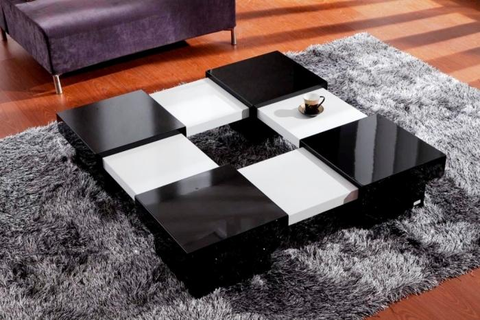 10 modern center tables for the living room rilane for Sofa center table designs