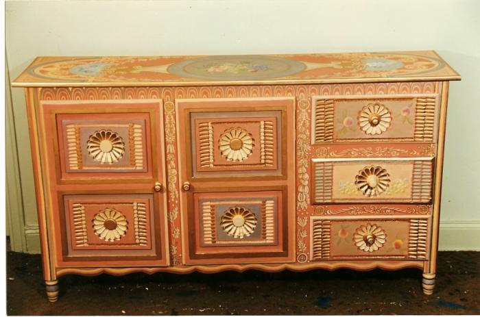 Mexican Painted Dresser