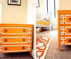 10 Awesome Closet Dressers in Shades of Orange