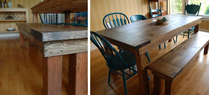 Bench For Farmhouse TableIf You Dining Table Lacks A Nice Than Are On The Right Place To Be Check Out This Super Easy Project And