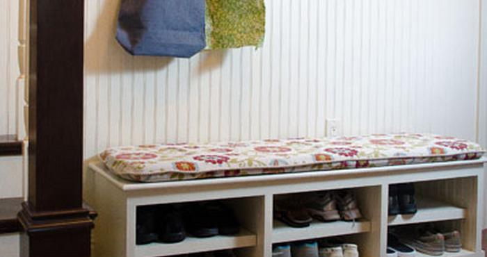 77 DIY Bench Ideas U2013 Storage, Pallet, Garden, Cushion   Rilane