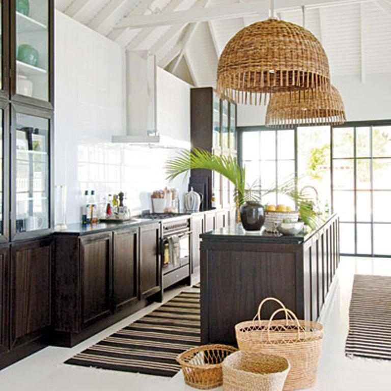 Boho Chic Kitchen