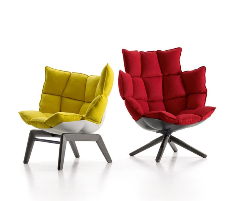 10 Chic Armchair Designs For The Living Room Rilane
