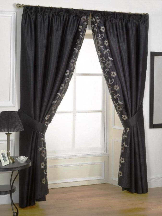 15 delightful sheer curtain designs for the living room rilane - Curtains designs images ...