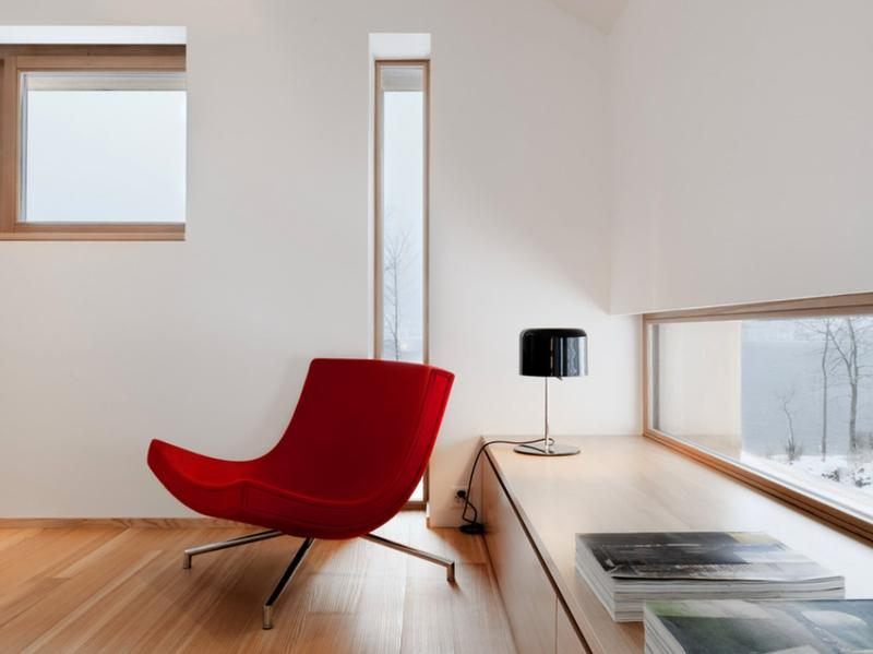 10 Contemporary Lounge Chairs for the Bedroom - Rilane