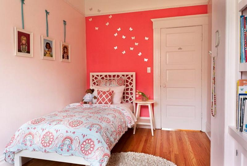 15 charming butterfly themed girl s bedroom ideas rilane colorful walls living rooms teen girl bedroom ideas girls