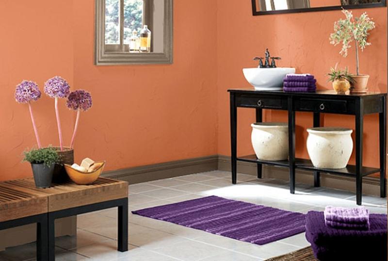 Purple Bathroom Ideas: 15 Bold Bathroom Designs With Unusual Color Scheme