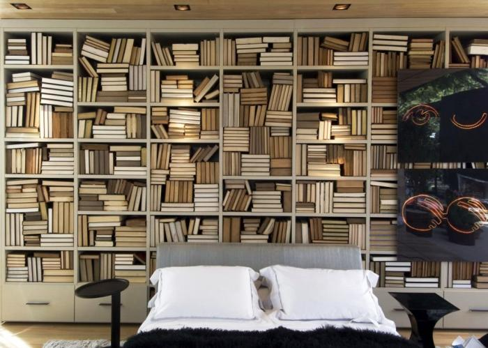 me bookshelf of architecture bedroom creator the this bed piece wonderful someone yours chaotically find dreams bibliophile
