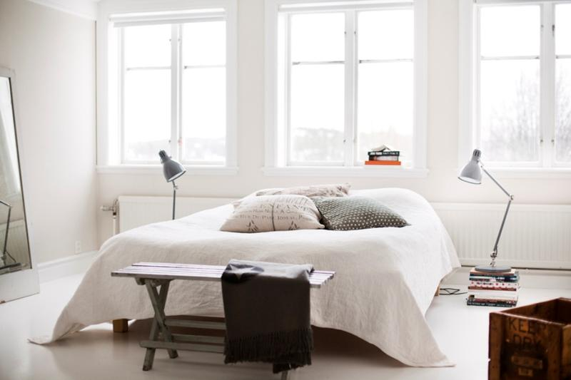25 Scandinavian Bedroom Designs To Leave you in Awe