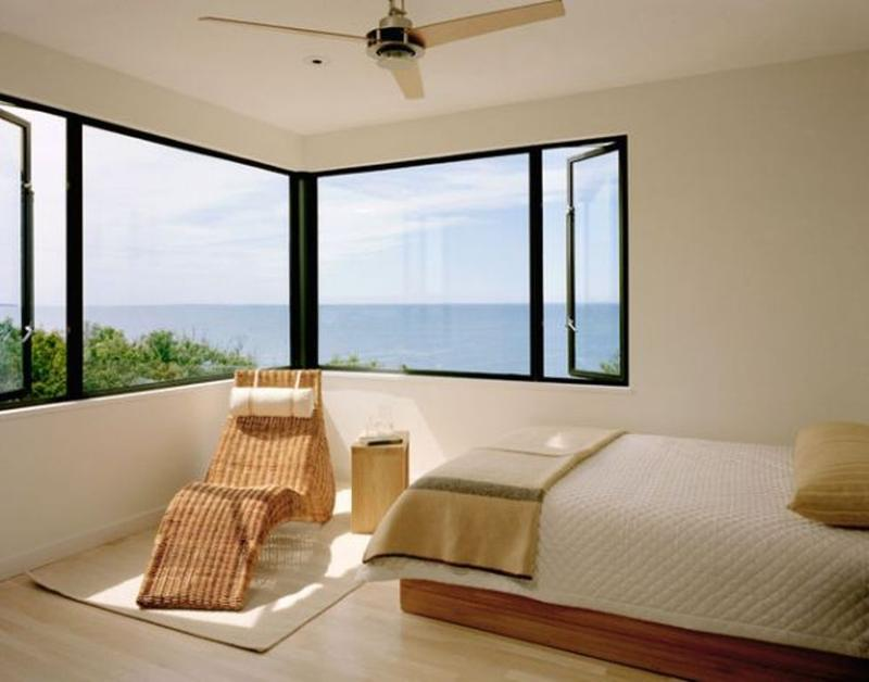 Wicker Rattan Lounge Chair. 10 Contemporary Lounge Chairs for the Bedroom   Rilane