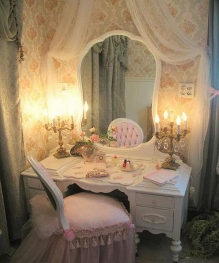 10 Absolutely Delightful Little Girl's Dressing Tables