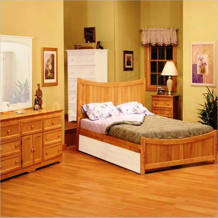 15 amazing bedroom designs with wood flooring rilane for Beautiful bedroom furniture