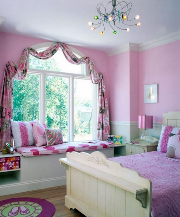 Cute curtains for girls room vissbiz fresh bedrooms cute for Cute curtain ideas for living room