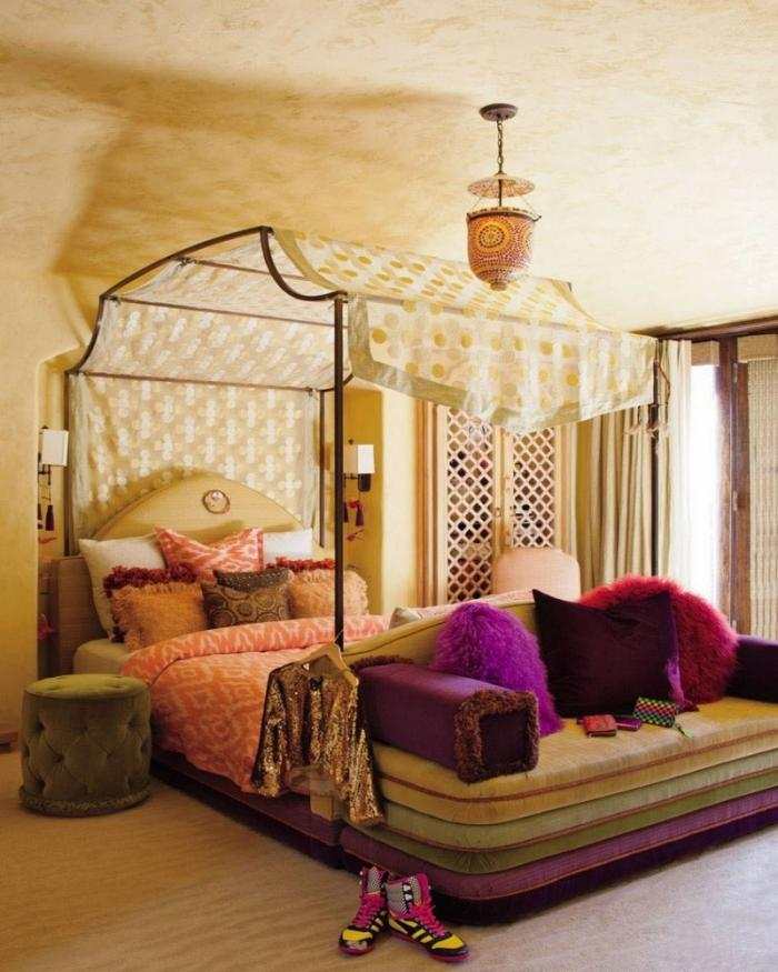 Moroccan Canopy Bed 10 absolutely dreamy canopy bed designs - rilane
