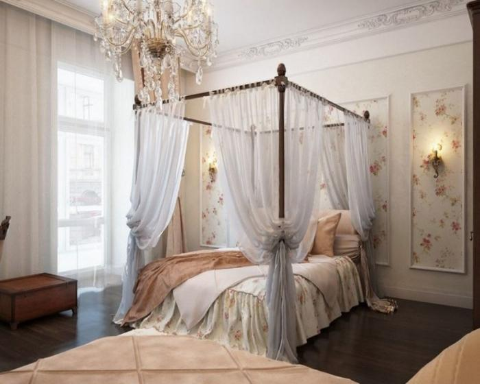 Romantic Canopy Bed Design & 10 Absolutely Dreamy Canopy Bed Designs - Rilane