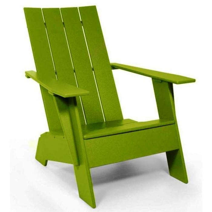 Good Cute Green Traditional Lawn Chair
