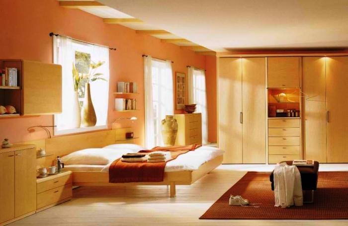 15 sweet colored teen s bedroom rilane for Exclusive bedroom designs