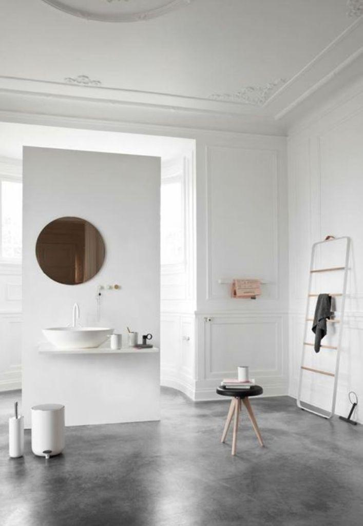 Fabulous Scandinavian Bathroom