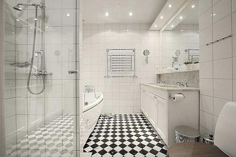 5 Gorgeous Scandinavian Bathroom Ideas: 30 Superb Scandinavian Bathroom Design Ideas