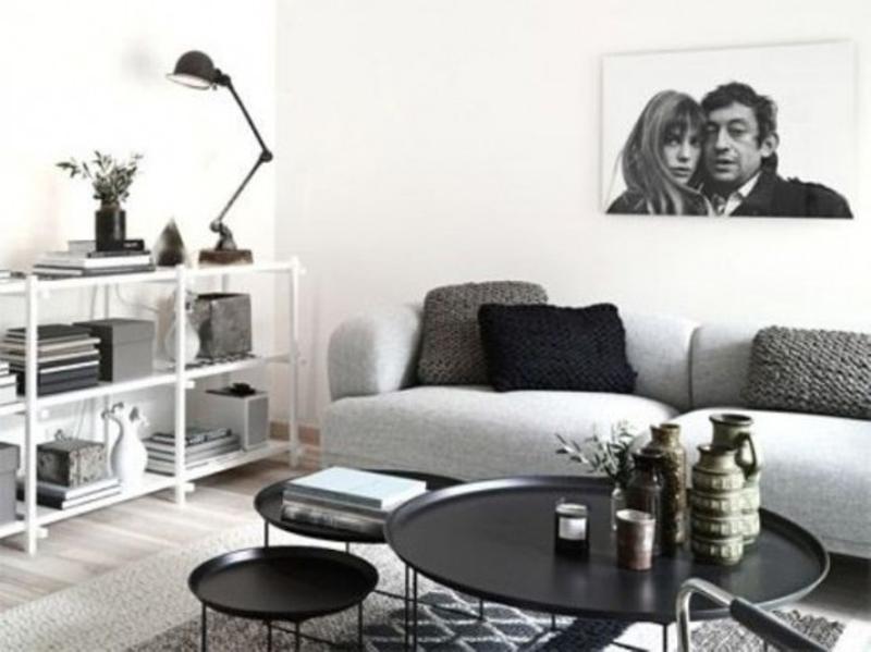 30 Perfect Scandinavian Living Room Design Ideas - Rilane