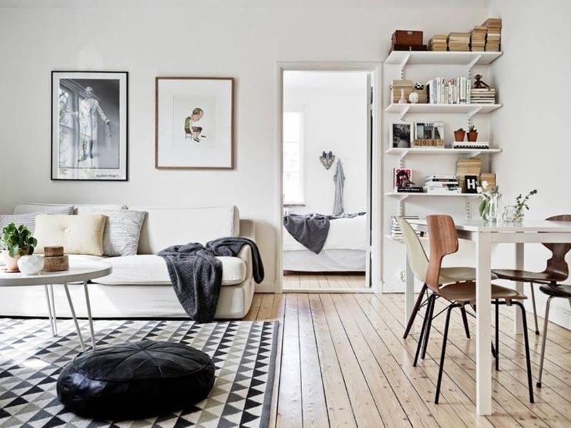 superb scandinavian living room - Scandinavian Living Room Furniture