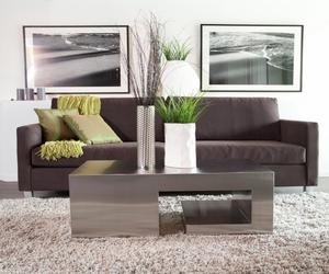10 Superb Stainless Steel Coffee Table Designs